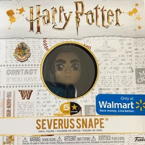 Funko Other - Funko 5 Star Severus Snape Vinyl Figure